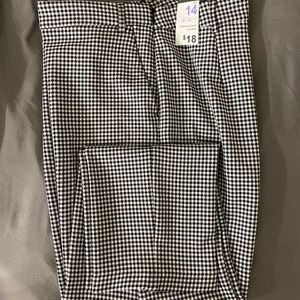 Houndstooth Pant from PRIMARK *NEW* w/ tags